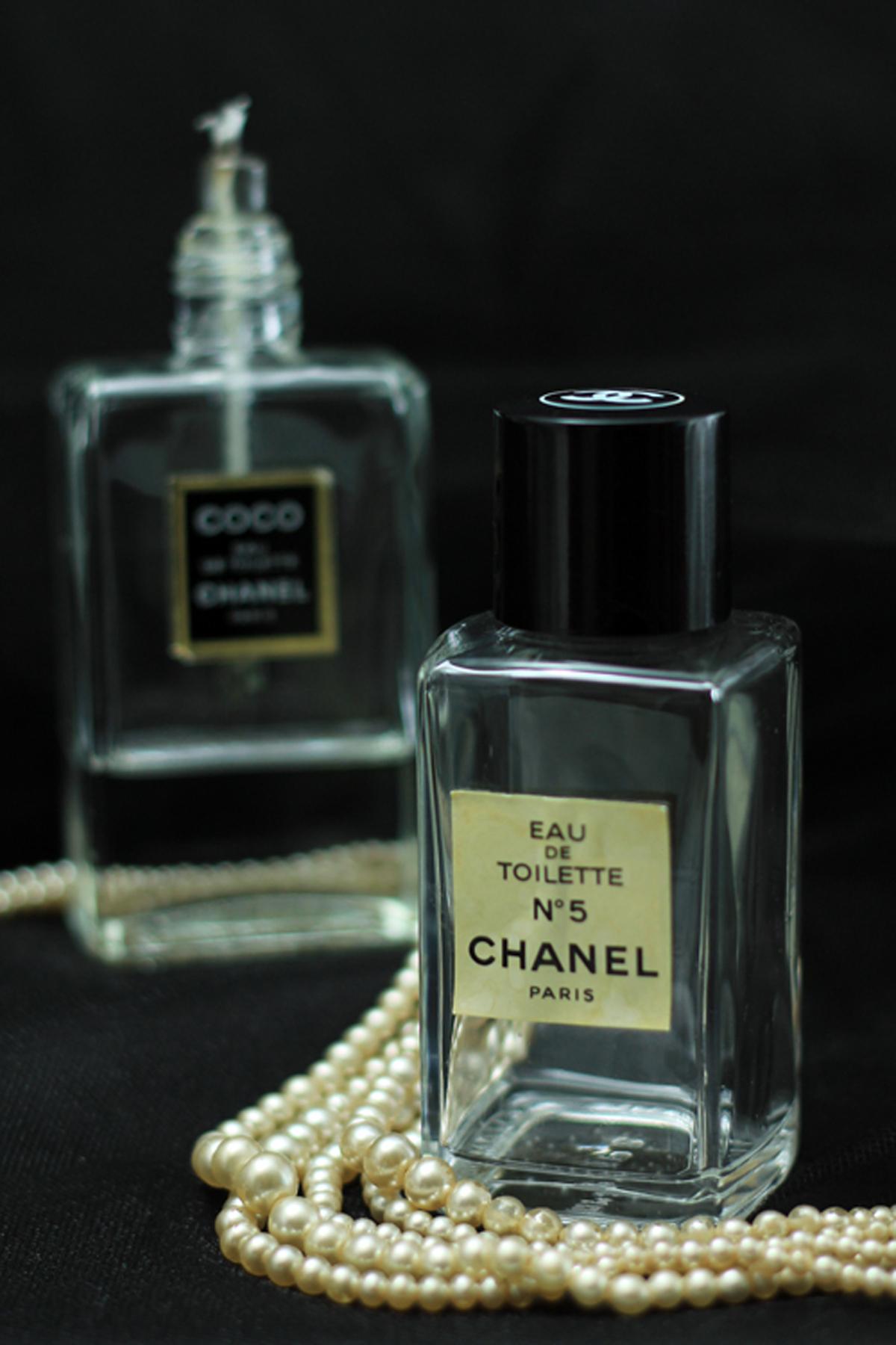 Dating chanel perfume bottles