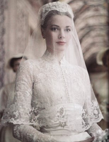grace kelly wedding hair. Grace Kelly; Grace Kelly