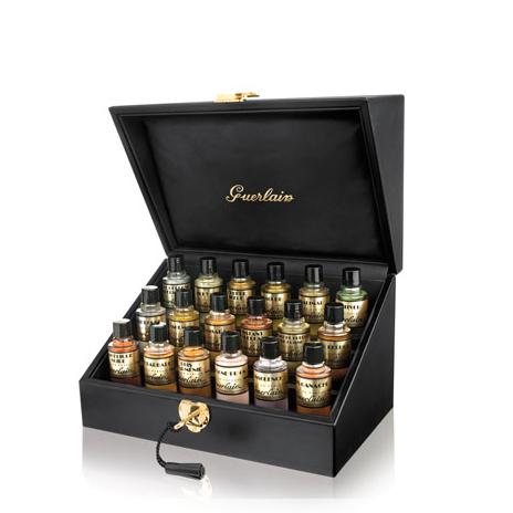 Box Of Guerlain Fragrance For The Boudoir My Little Boudoir