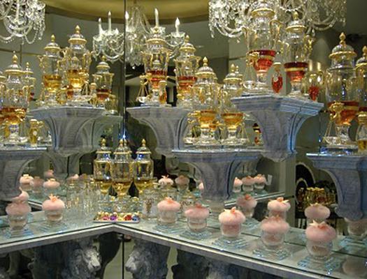 Caron perfume store paris