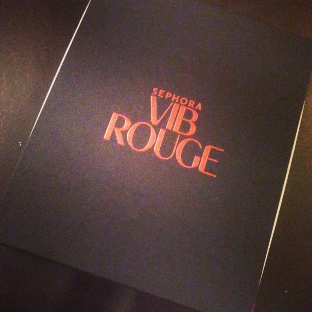 VIB Rouge at MyLittleBoudoir.com